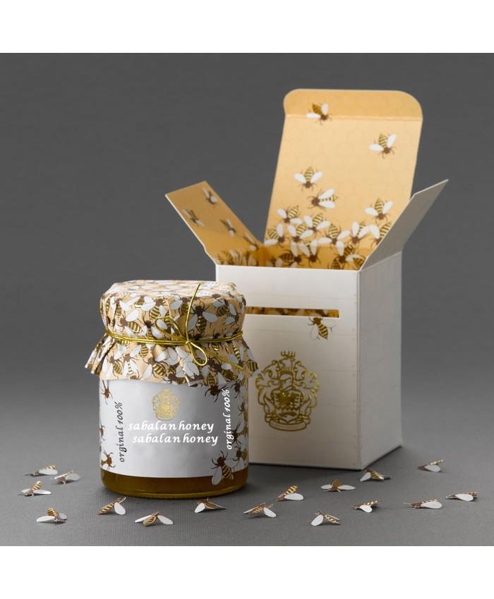 عسل طبیعی کوهی سبلان 800 گرمی
