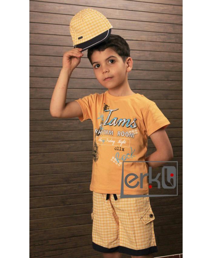 فروش آنلاین لباس ست پسرانه 3 تکه شیک و جدید مدل erikli-b5