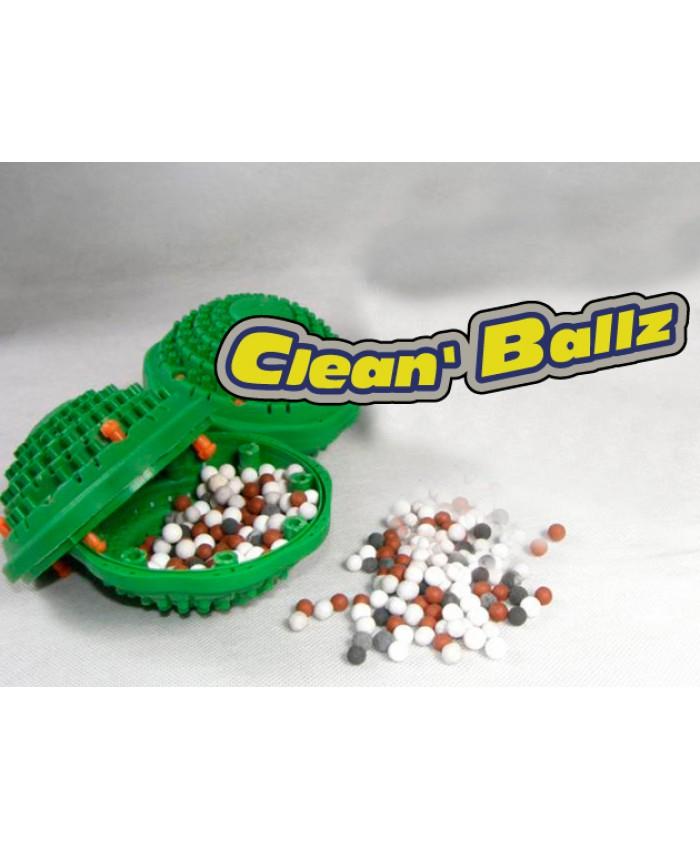 توپ لباسشویی خوب و اصل کلین مجیک بالز clean magic ballz