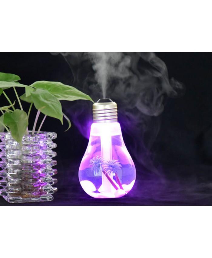 خرید پستی دستگاه بخور سرد طرح لامپ