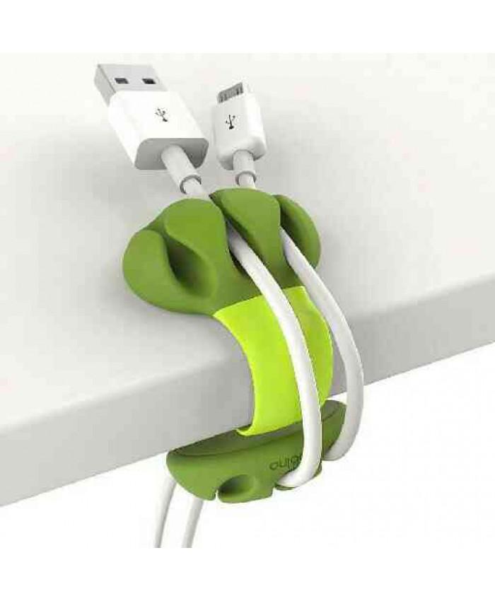 نگهدارنده سیم روی میز و سیم شارژر و نگهدارنده کابل موبایل