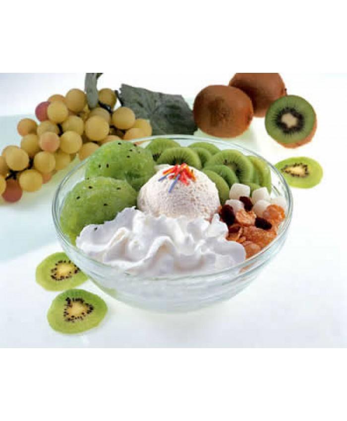 اسکوپ میوه و بستنی
